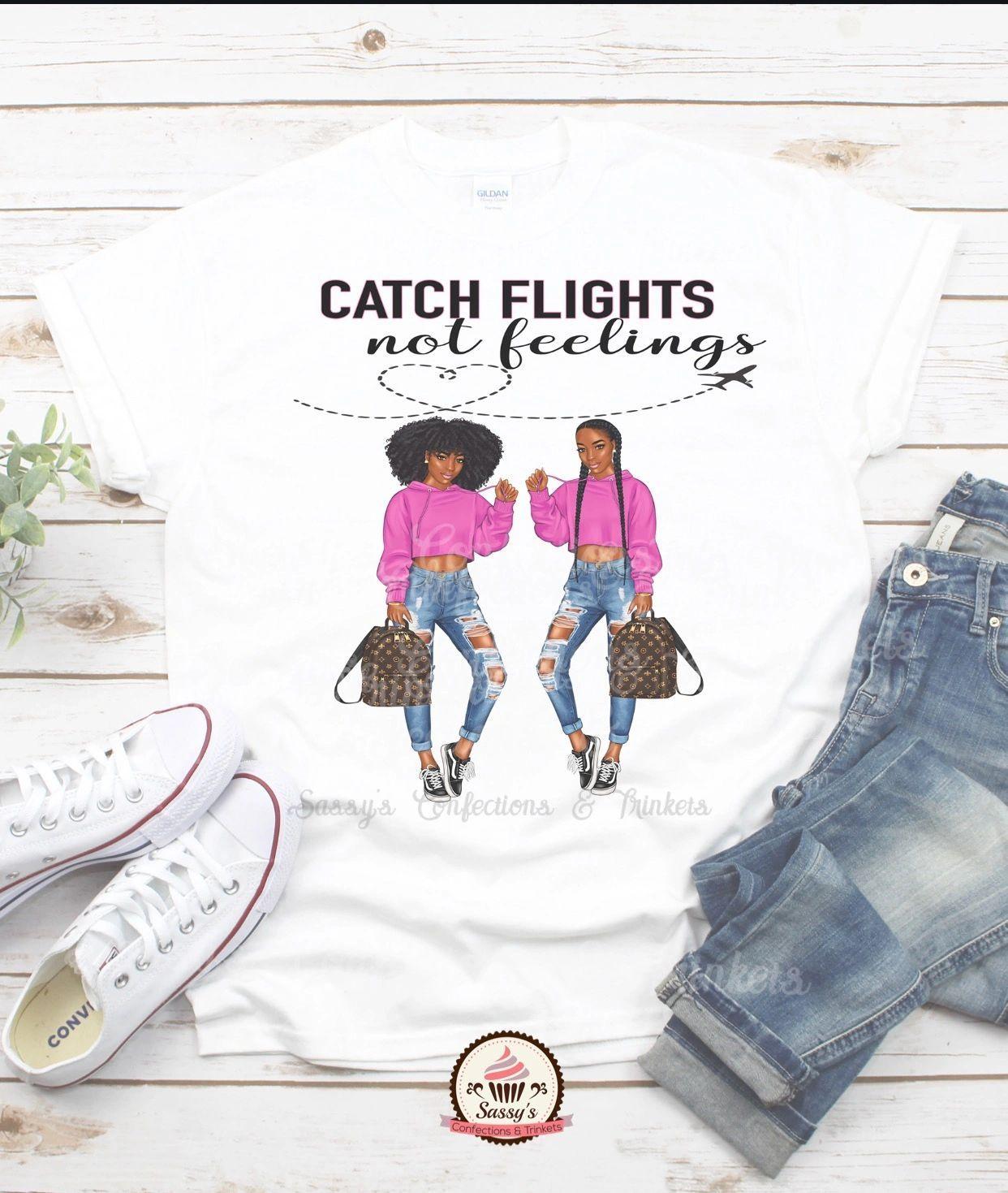 WOMENS FLY ORIGIN CORPORATE TEE