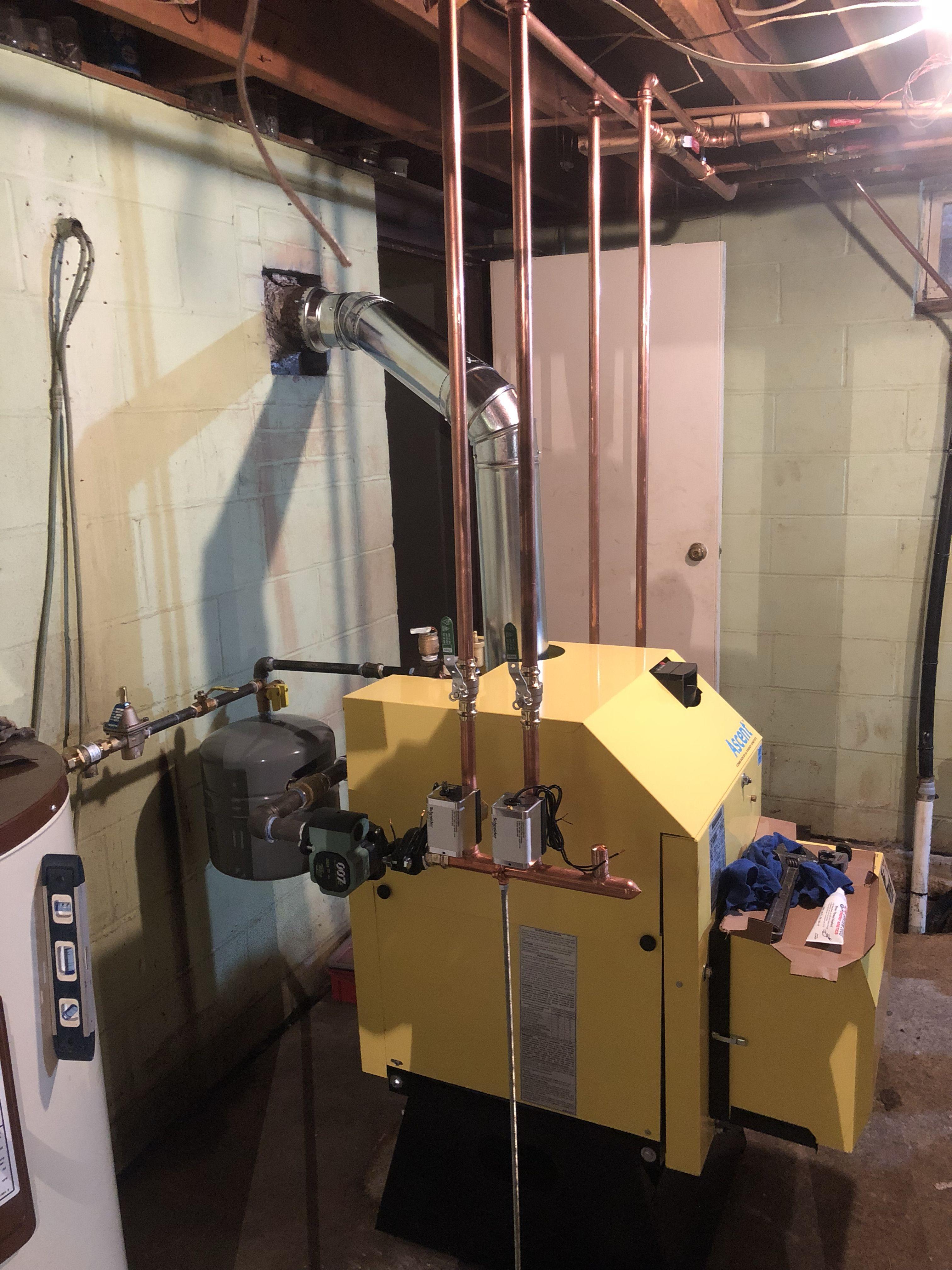 Energy Kinetics Boiler Furnace Repair Hvac Maintenance Hvac Installation