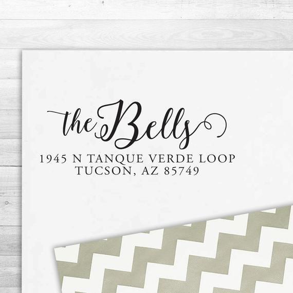 Custom Family Stamp, Address Stamp, Return address stamp, Custom Stamp Wedding, Self Inking Address Stamp, Modern Address Stamp#address #custom #family #inking #modern #return #stamp #wedding