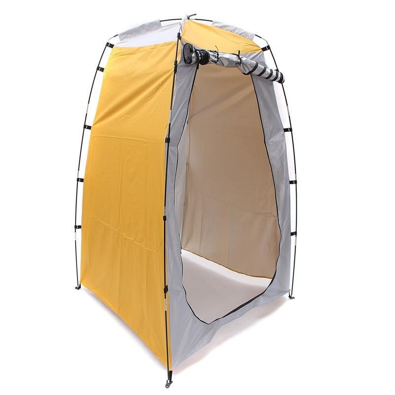 Outdoor Portable Change Room Shelter Tent Toilet Tent