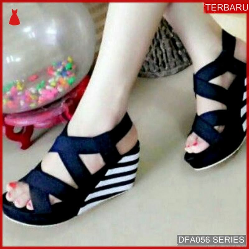 Dfa056w33 W361 Sepatu Wanita Annisa Ready Dewasa Lgsg Karet Annisa