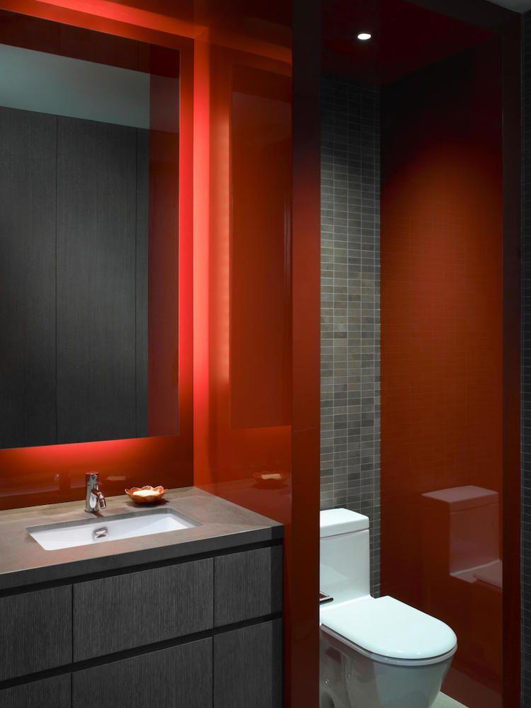 Design salle de bain et choix de décoration en 75 nouvelles idées - salle de bain ardoise