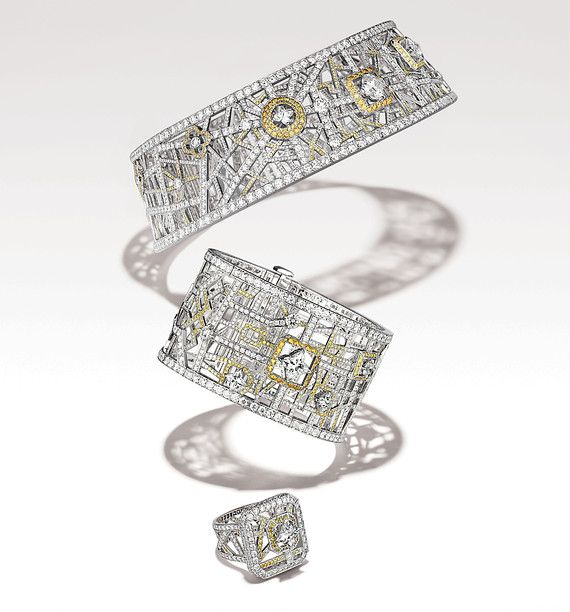 Diamonds in paris high jewelry louis vuitton and cartier for Paris vendome gioielli