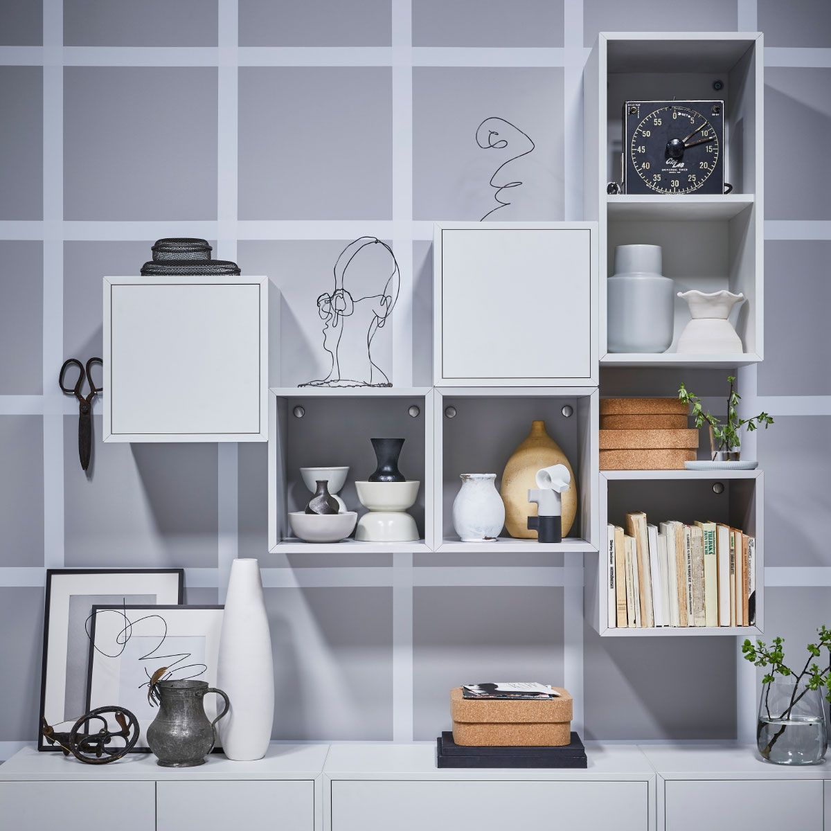IKEA Deutschland  #EKET lässt sich stapeln, aufhängen und in