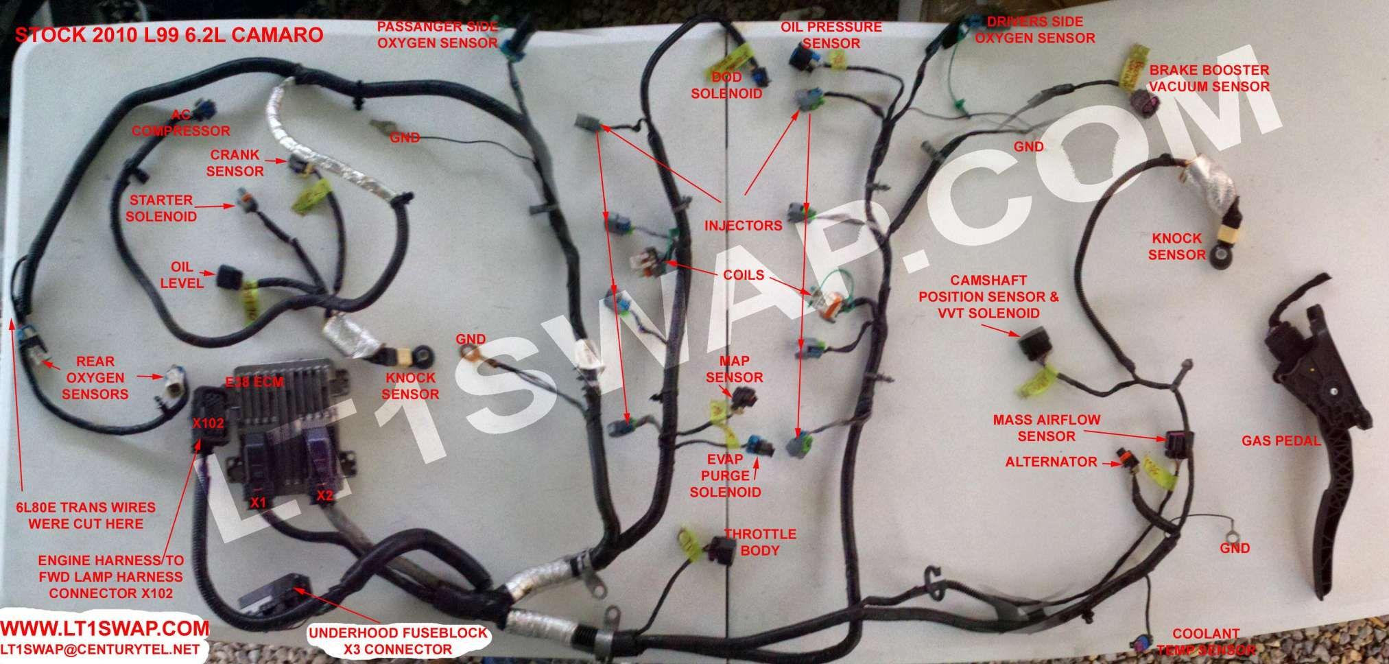 12  Ls3 Engine Wiring Harness Diagram -