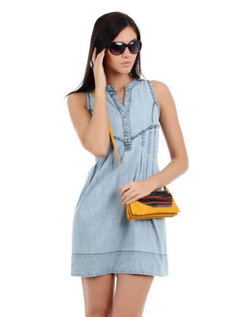 e12b42c9cfb90 Hermosos vestidos cortos de verano