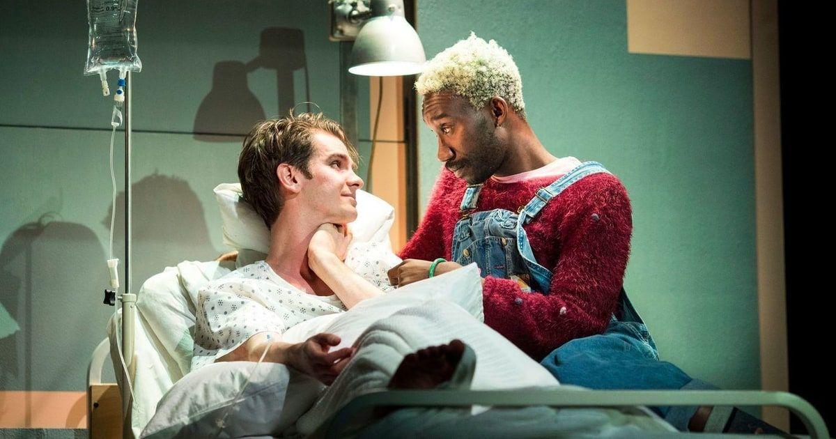 Angels In America Star Andrew Garfield On Play S New Relevance