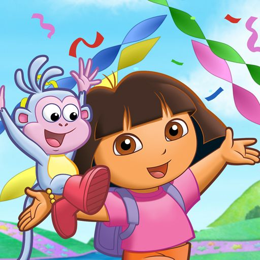 Dora Coloring Pages - Free Printables - MomJunction | 512x512
