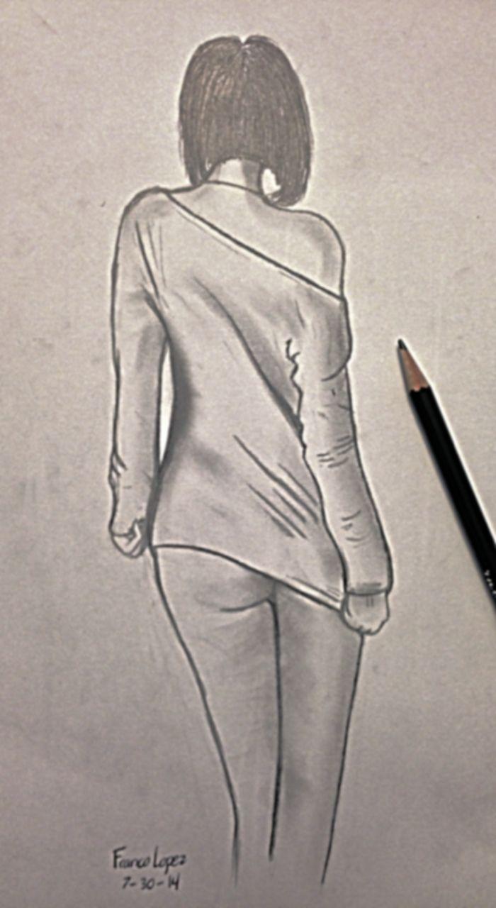 Tumblr Woman Body Drawings Buscar Con Google Dessin Pinterest