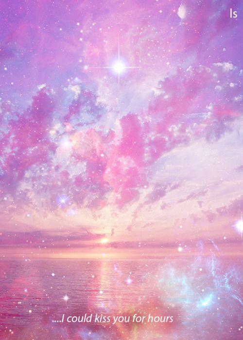 Pastel Galaxy Galaxy Wallpaper Unicorn Wallpaper Kawaii Wallpaper