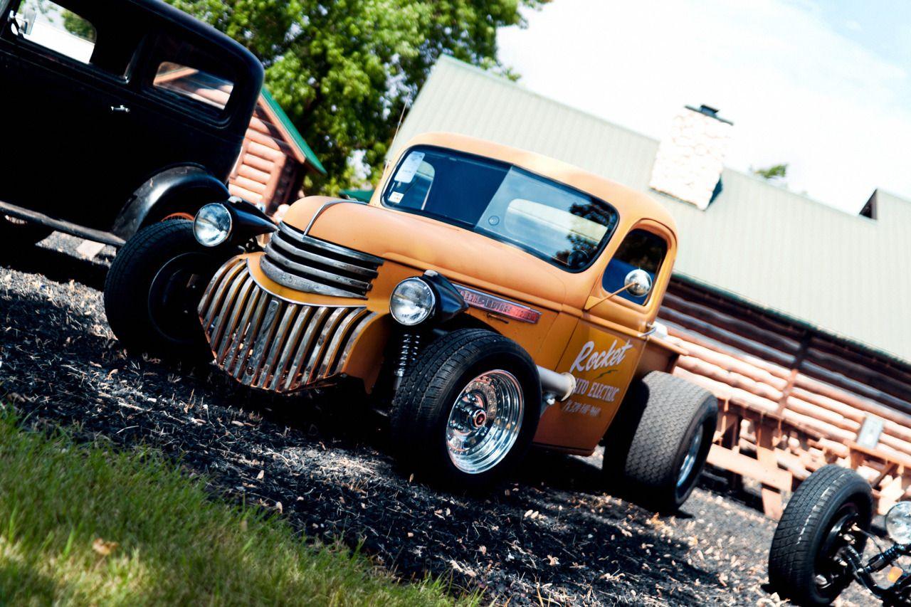 hot rod, rat rod Trucks | The UNDERGROUND! | Dream Garage ...
