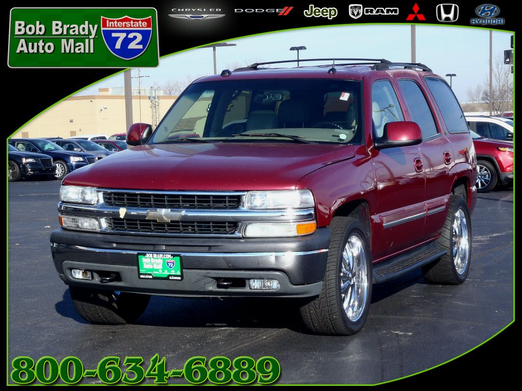 I Like This 2004 Chevrolet Tahoe Lt What Do You Think Https