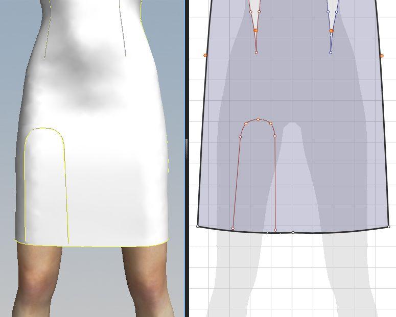 برنامج للأزياء مصمم الملابس تصميم ونمذجة الملابس على الكمبيوتر برنامج Cpr لتصميم الملابس