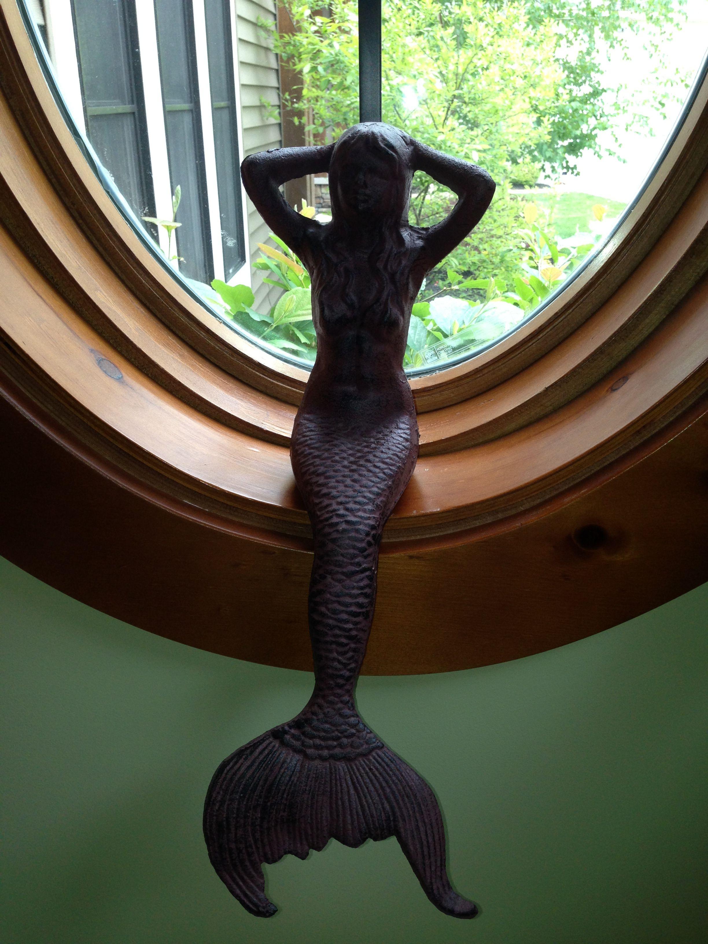 Lake bathroom mermaid decor | Lake Life | Mermaid bathroom ...