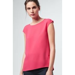 Photo of Crêpe-Bluse in Pink windsorwindsor