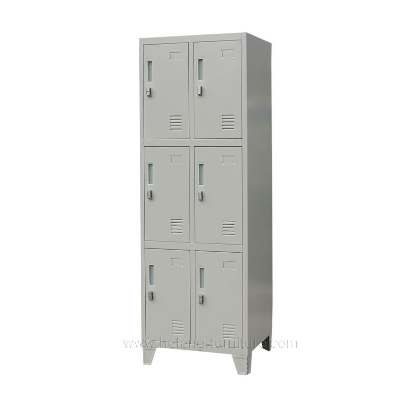 6 Door Lockers Luoyang Office Furniture Supplied By Hefeng Furniture Com Are Ideal For School Office Employee Military And G Door Locker Steel Locker Lockers