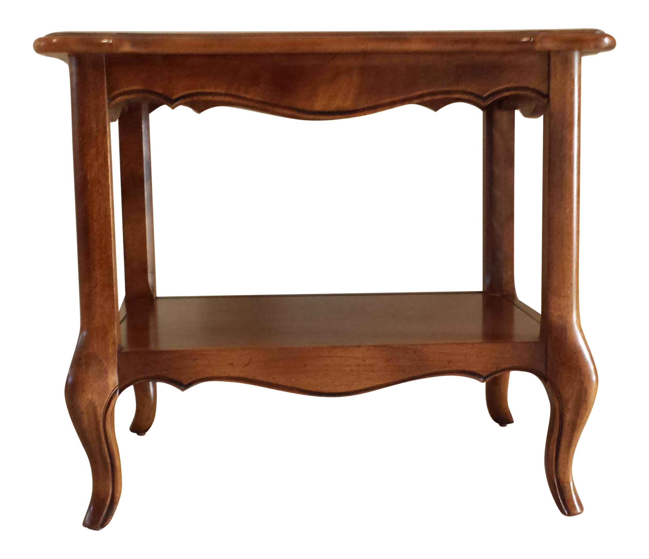 Ethan Allen French Country End Table On Chairish Com End Table Makeover End Tables Side Table