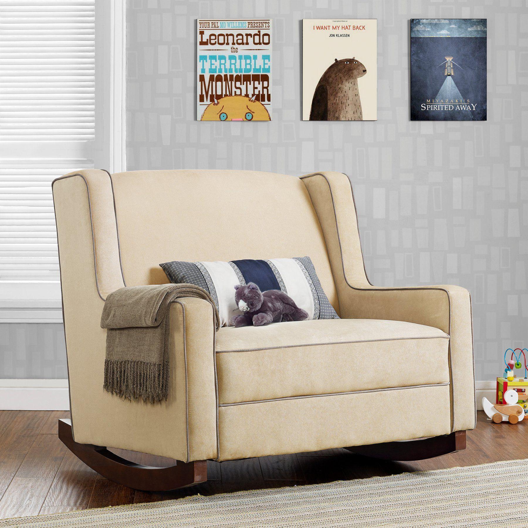 Baby Relax Hadley Double Rocker WM6094 DO