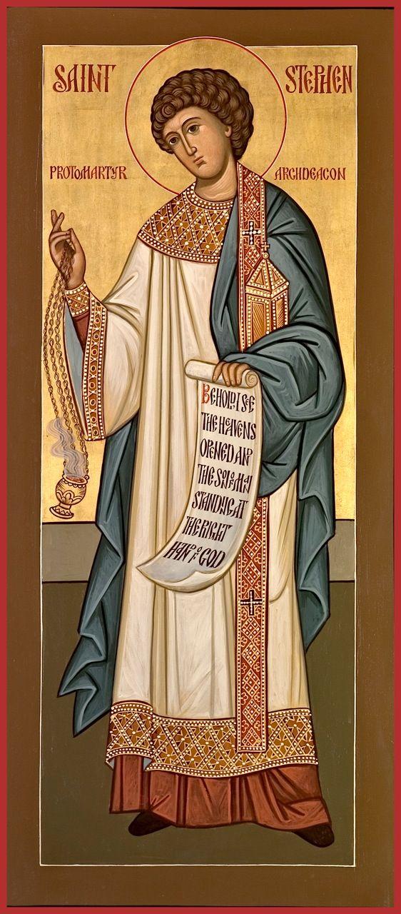 Heilige Stefanus