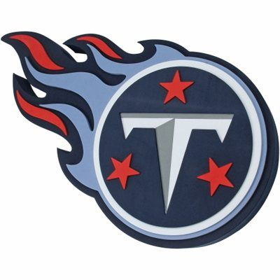 Tennessee Titans 3d Foam Logo Sign Tennessee Titans Logo Tennessee Titans Tennessee Titans Football