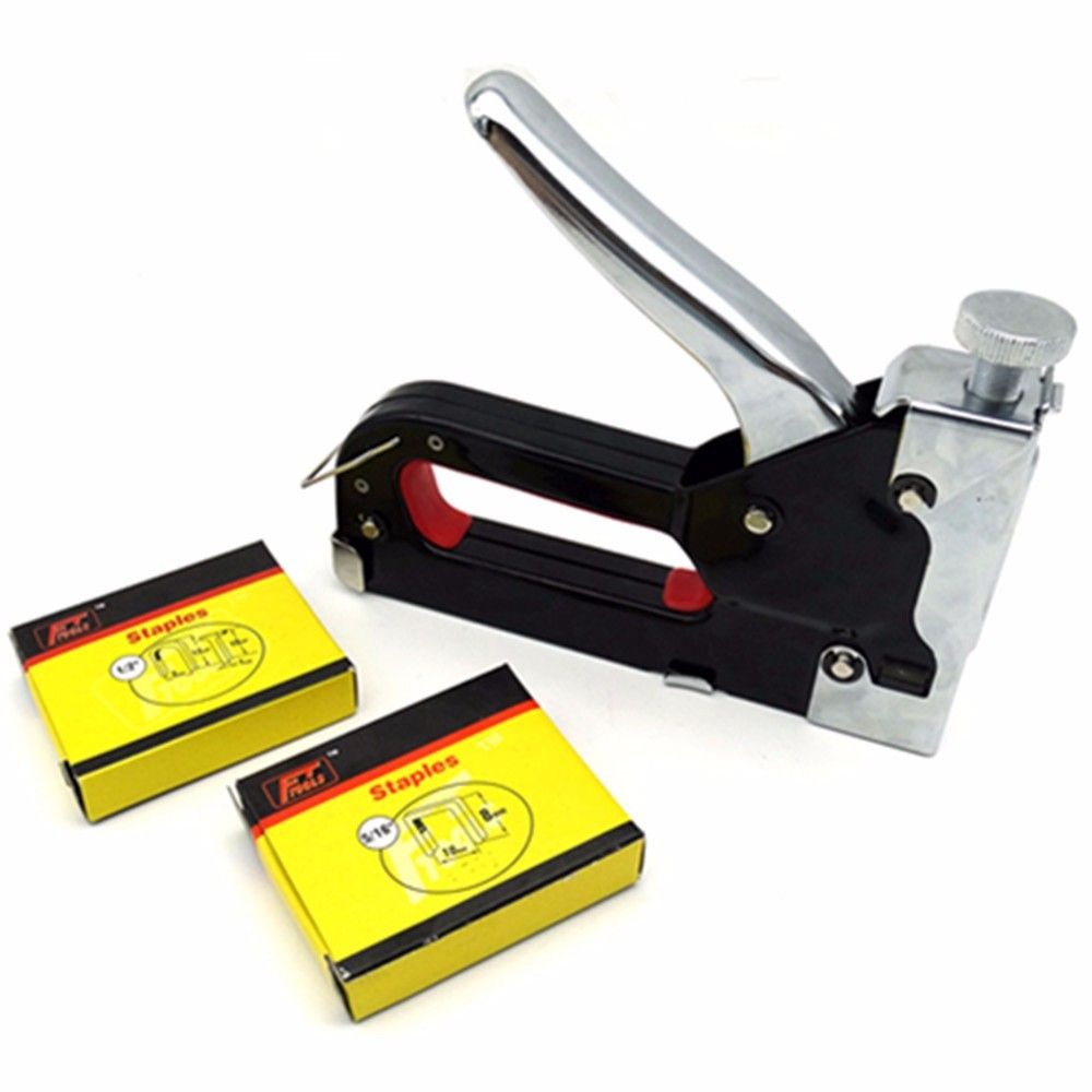 Multifunction Nail Gun 3 models Code nails Manual Nail staple Gun ...