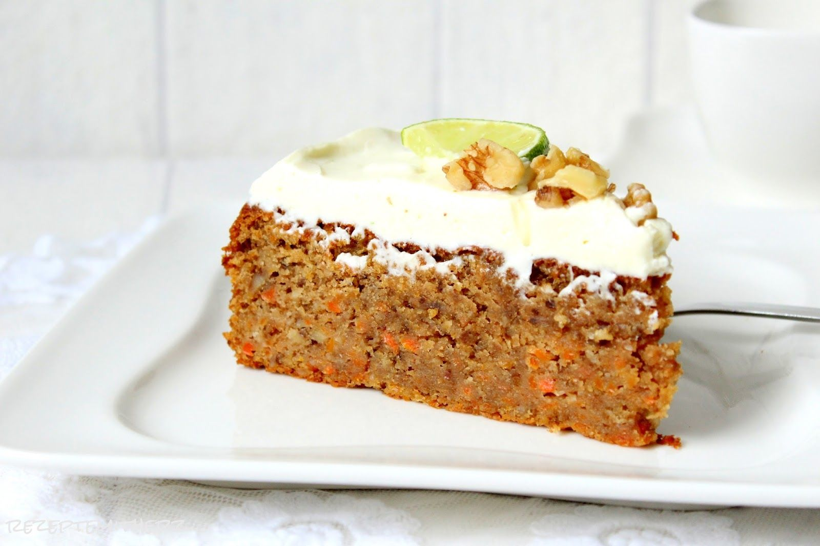 Rezepte Mit Herz Carrot Cake Mohrenkuchen Mit Mascarpone