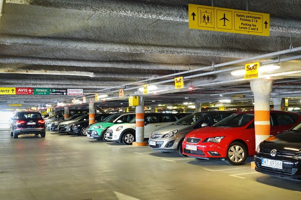 Burbank Airport Parking Fees
