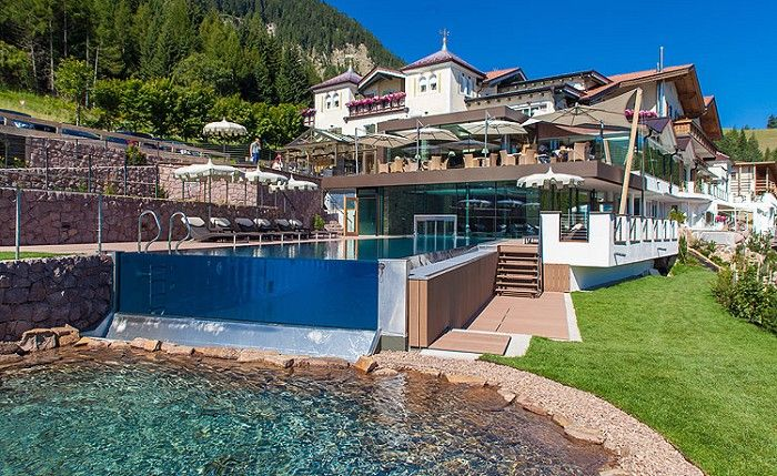 Hotel Albion Mountain Spa Resort Dolomites In Ortisei Valgardena