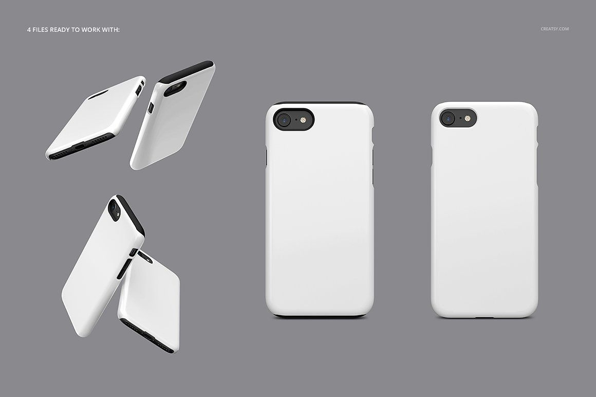 Download Iphone 7 Case Mockup Tough Snap Iphone 7 Cases Iphone Iphone 7