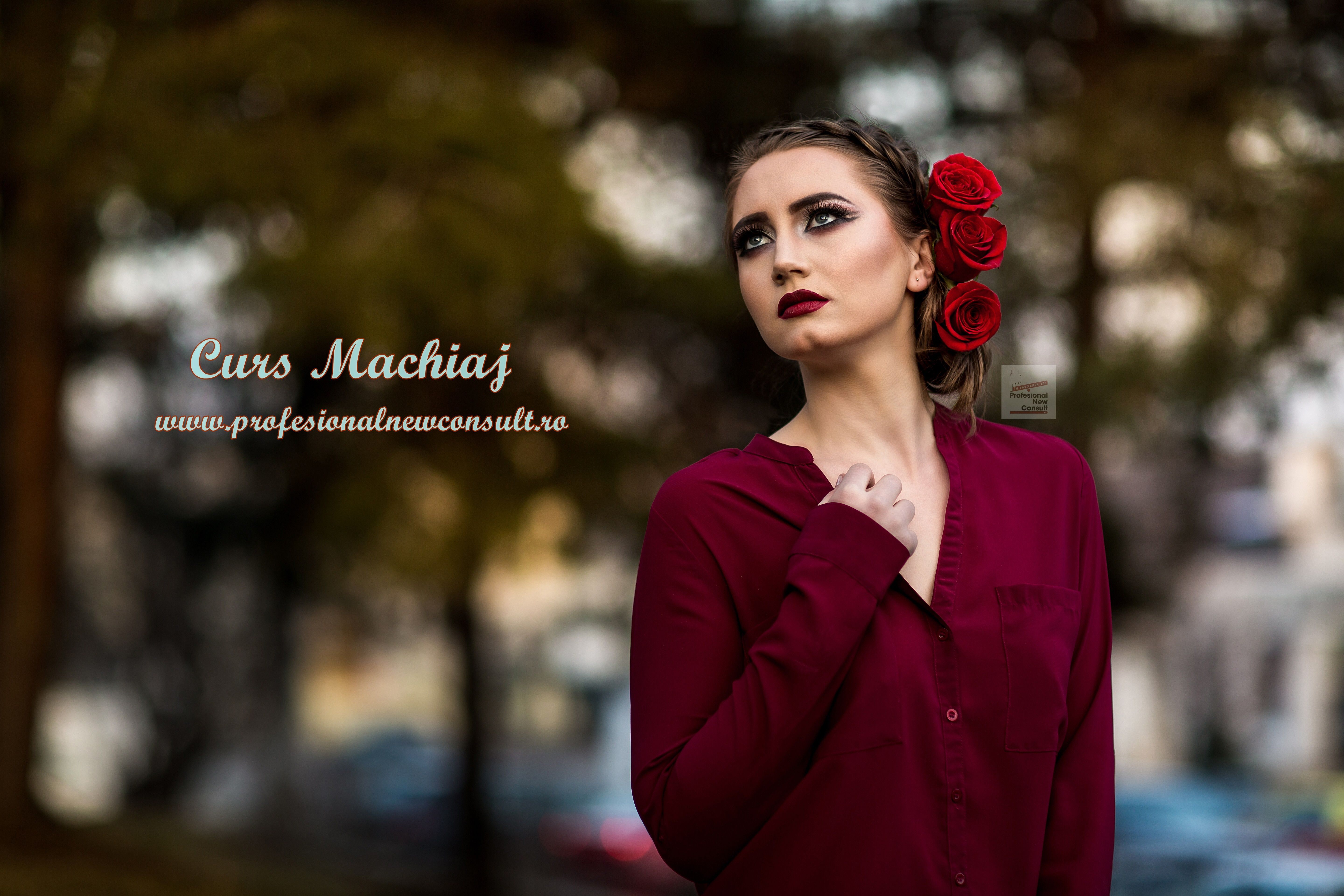 Pin By Profesional New Consult On Curs Machiaj Make Up Pinterest