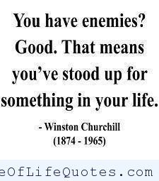 Quotes Standing Up For Yourself 52358 Winston Churchill Quote On