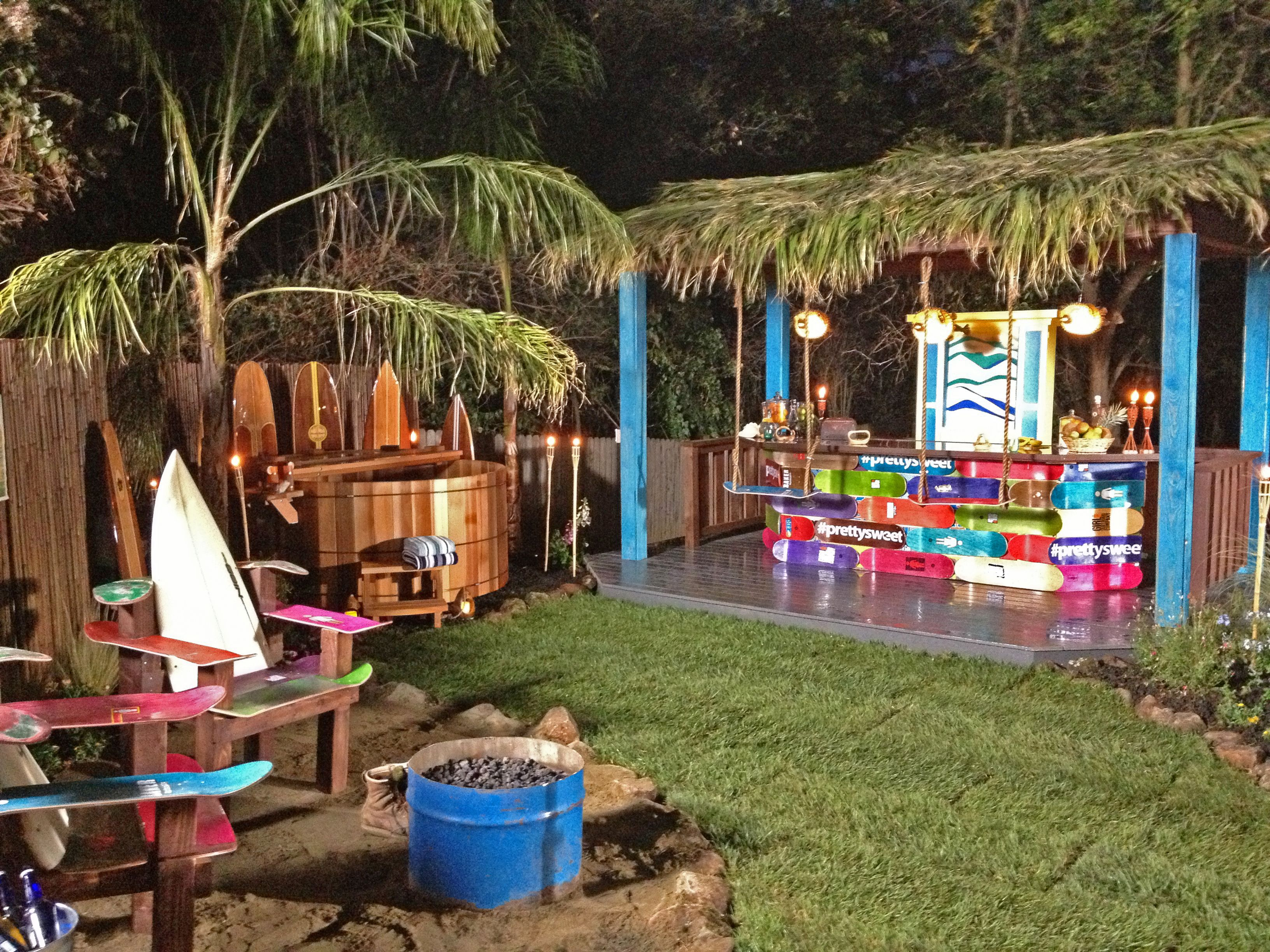 Charmant Backyard Beach Design Ideas, Pictures, Remodel And Decor