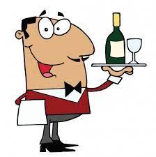 Guario trabajaba como camarero en un restaurante muy cerca de la playa.