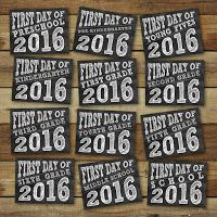 less ordinary designs first day of school 2016 free printable signs