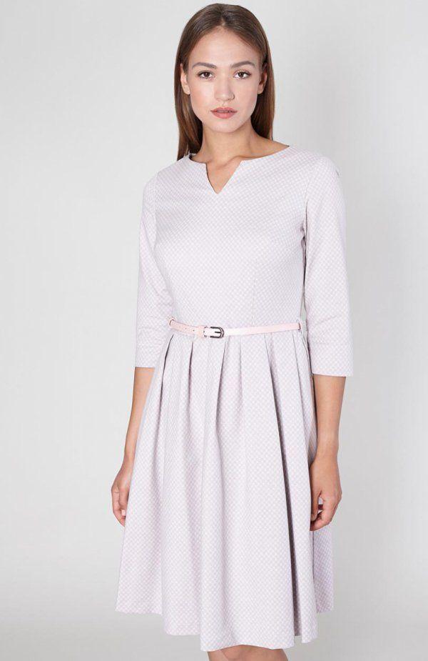 c52948bda7 Click Fashion Motrelia sukienka Dziewczęca sukienka o rozkloszowanym  fasonie