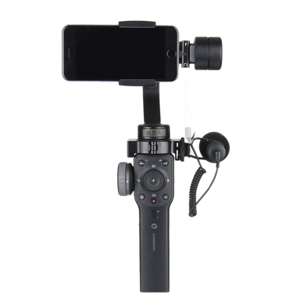 Zhiyun Smooth4 smooth 4 3-Axis Handheld Gimbal Stabilizer for
