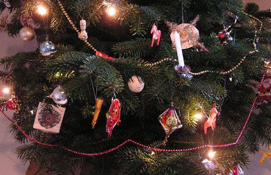 Min Gamle Jul: Glaskæden
