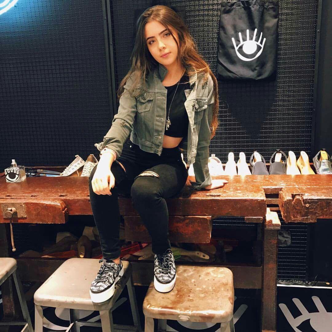Jade Picon Mt Linda E Estilosa Ela Looks Tumblr Feminino