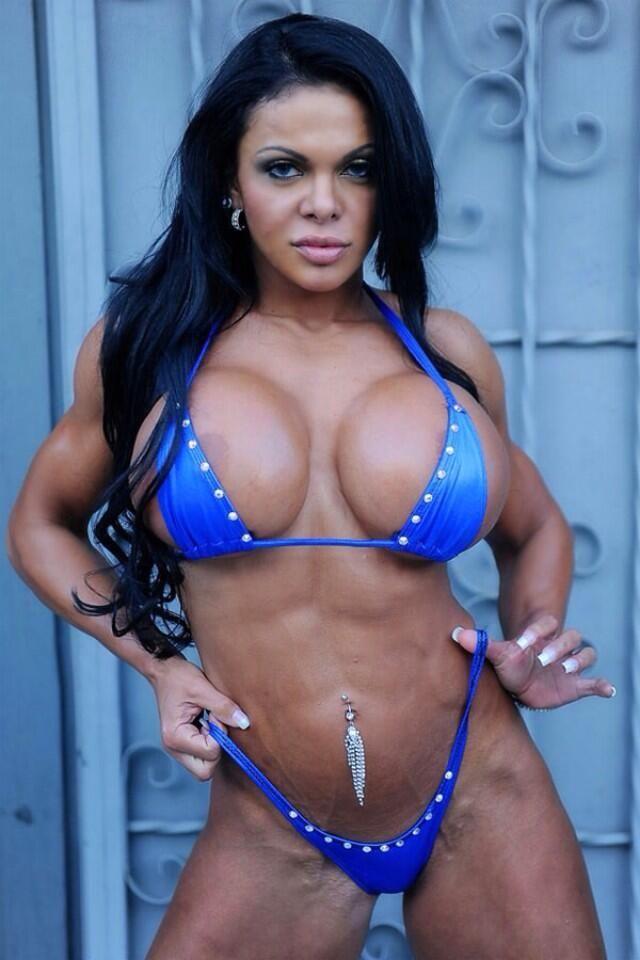 Muscle Babe Pornpics 113