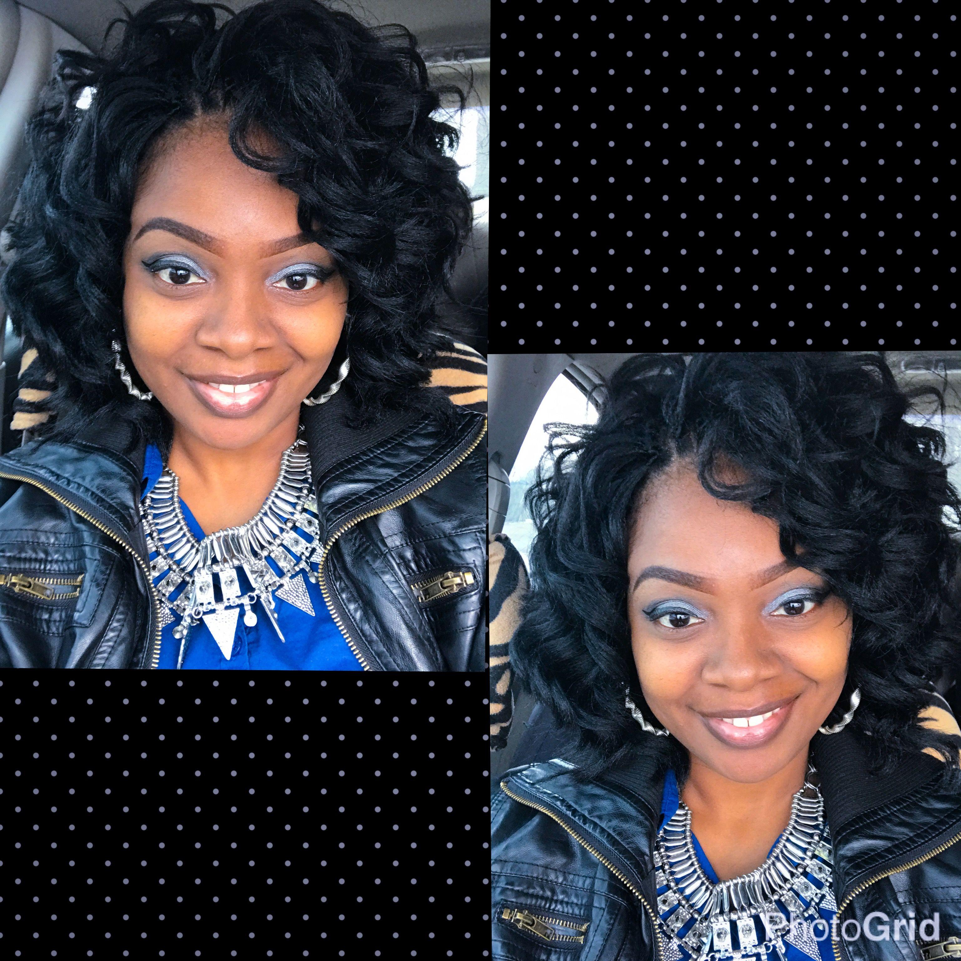 Kima Ocean Wave Crochet Braids Crochet Hair Styles African Braids Hairstyles Crochet Braids Hairstyles