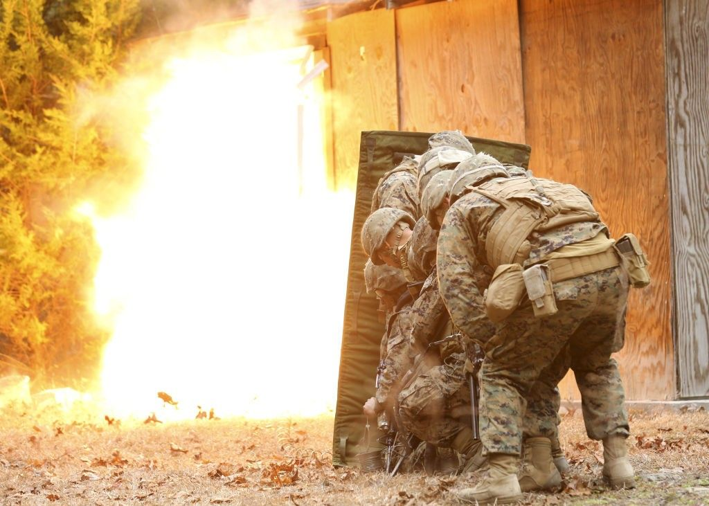 Here Are The Best Military Photos Of The Week Military Photos We Are The Mighty Once A Marine