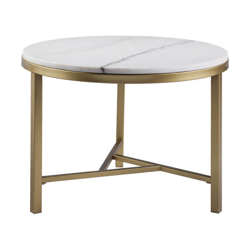 Hower 3 Legs Coffee Table Coffee Table Small Coffee Table
