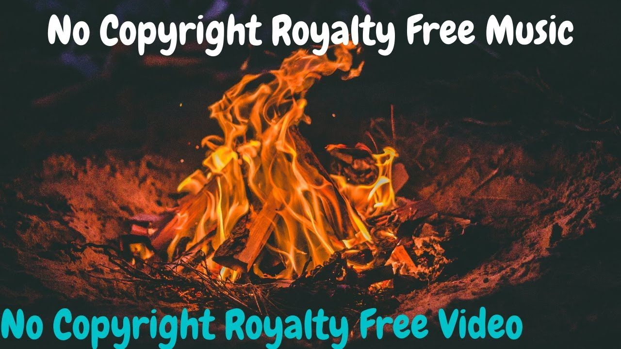 1 Hours Of Relaxing Fireplace Sounds Burning Fireplace Crackling Fir Free Music Royalty Free Video Royalty Free Music