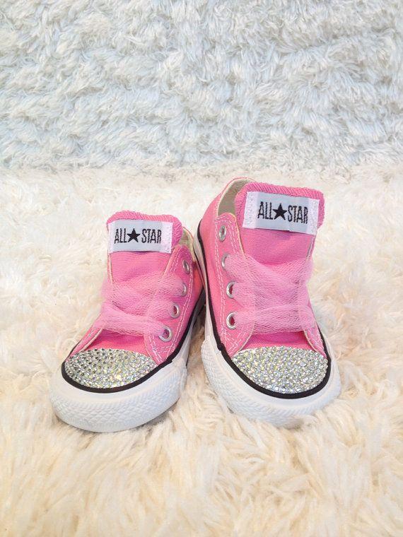 baby girl pink converse shoes - sochim.com