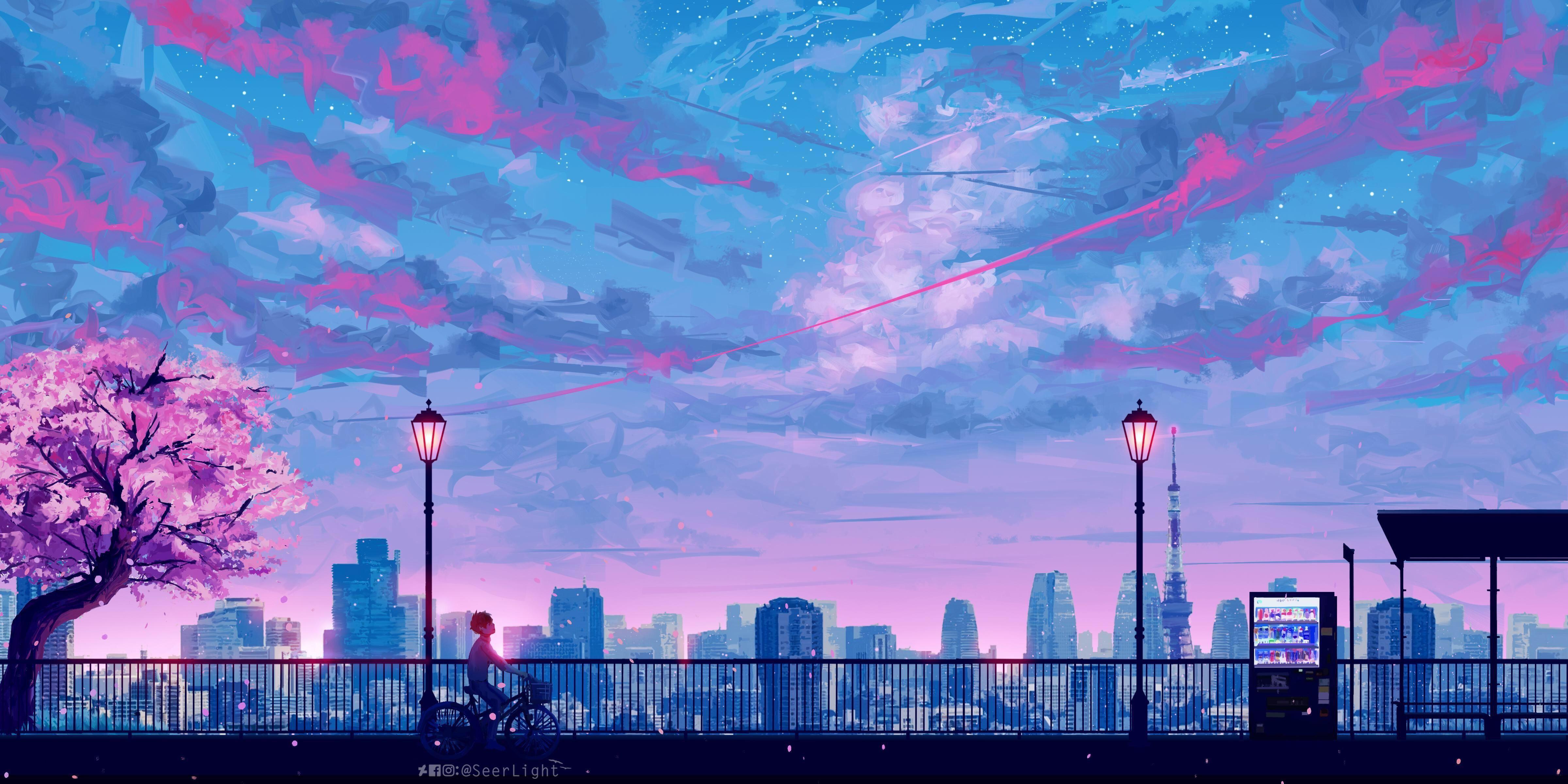 Anime 1920x1080 Hd Desktop Wallpapers Top Free Anime 1920x1080 Hd Desktop Backgrounds Wallp Anime Wallpaper 1920x1080 Anime Scenery Anime Scenery Wallpaper