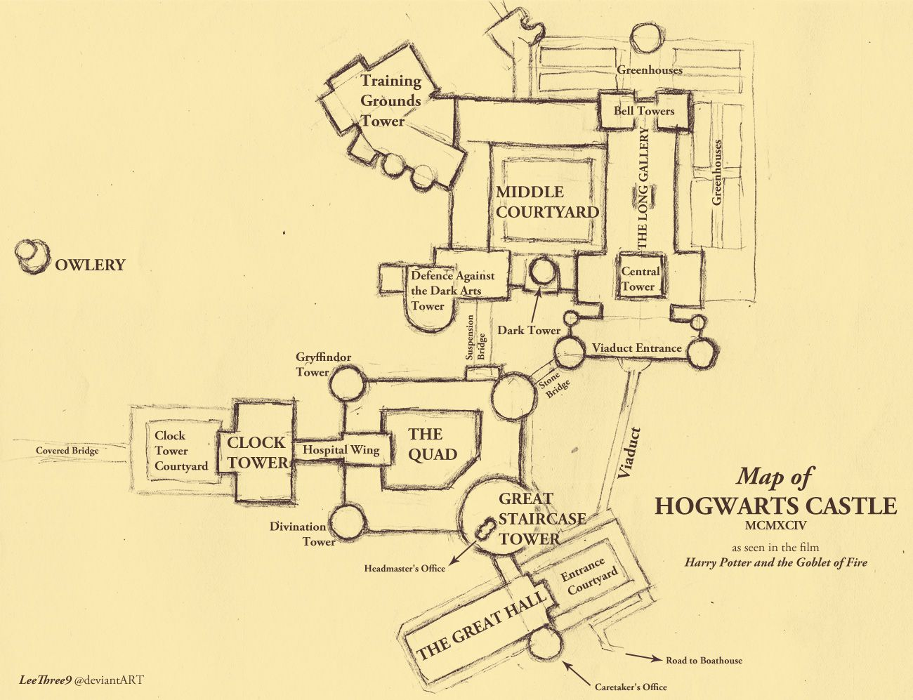 Map Of Hogwarts Risultati immagini per hogwarts map | Harry Potter | Hogwarts  Map Of Hogwarts