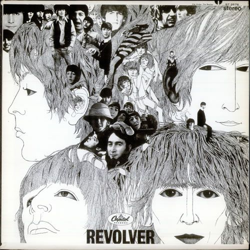 One Of The Best Beatles Album In My Opinion And So Beutiful Song Eleanor Rigby Arcydzielo Jak Cala Plyta A Tekst Tego Songu Cover Art Okladki Albumow Beatles