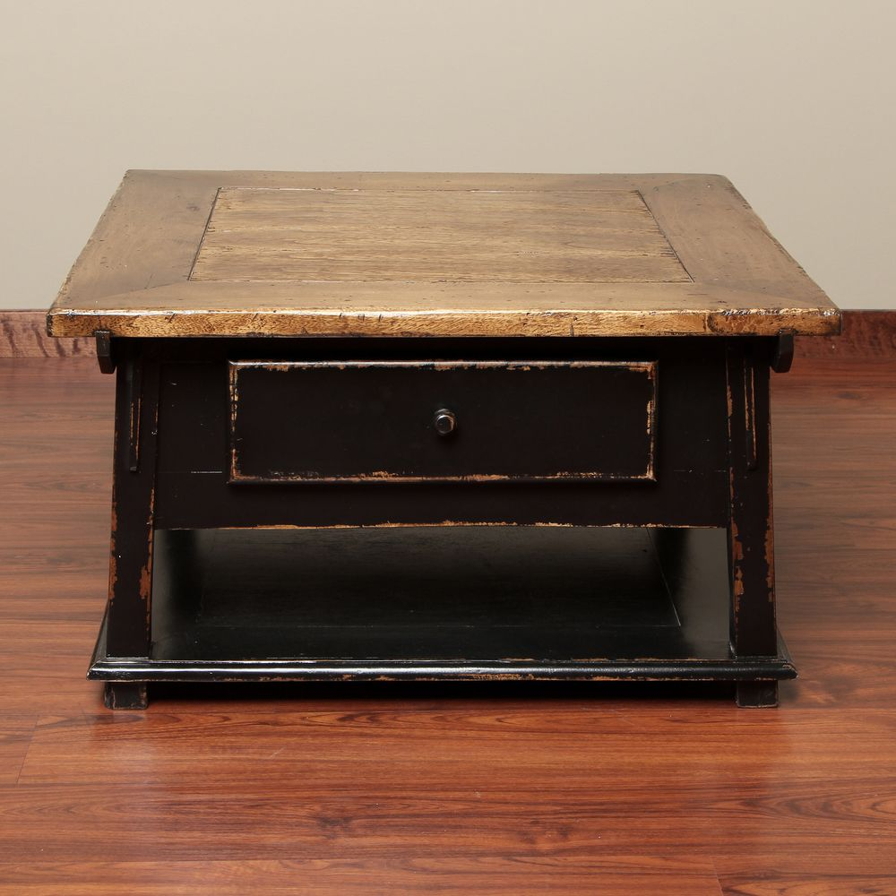 Sam's Shack Coffee Table (Indonesia) | Overstock.com ...
