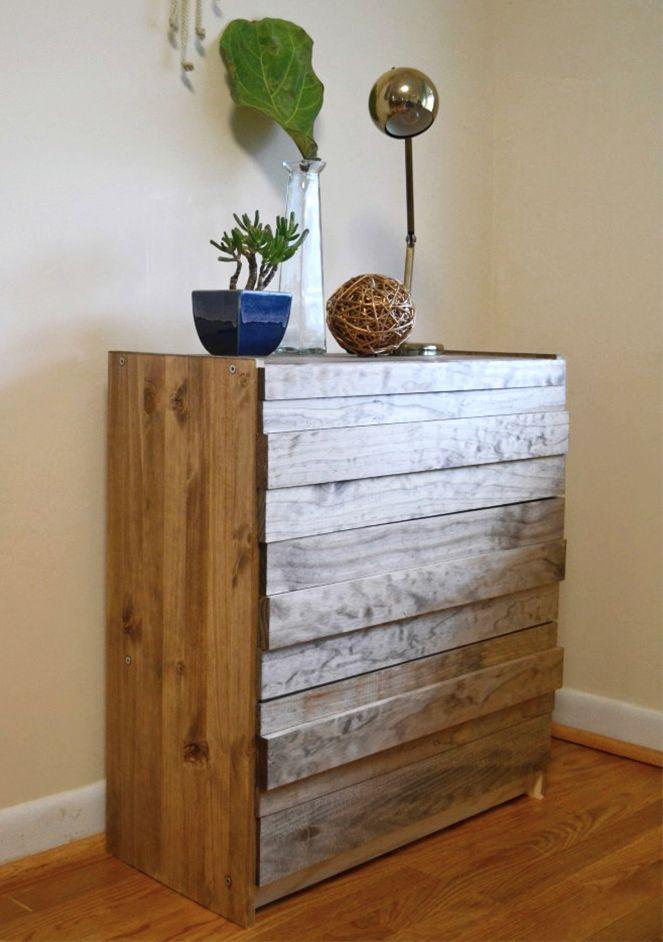 Ideas para tunear o hackear tus muebles de ikea ikea - Ideas con muebles de ikea ...
