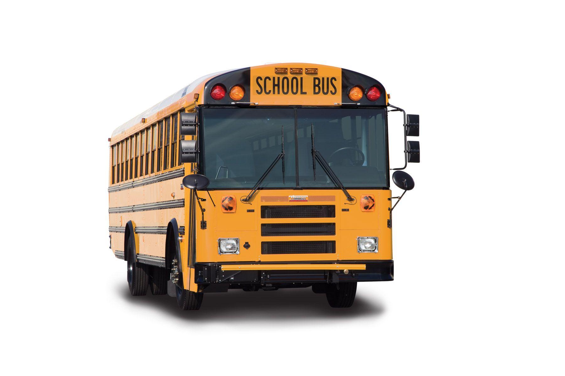 Thomas Built Buses >> Thomas Built Bus Fe Stock Pic Bus Motorhomes I School School